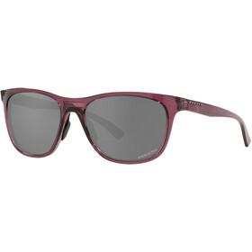Oakley Leadline Sunglasses Women, trans indigo/prizm black
